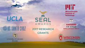 Environmental Research Grants 2017