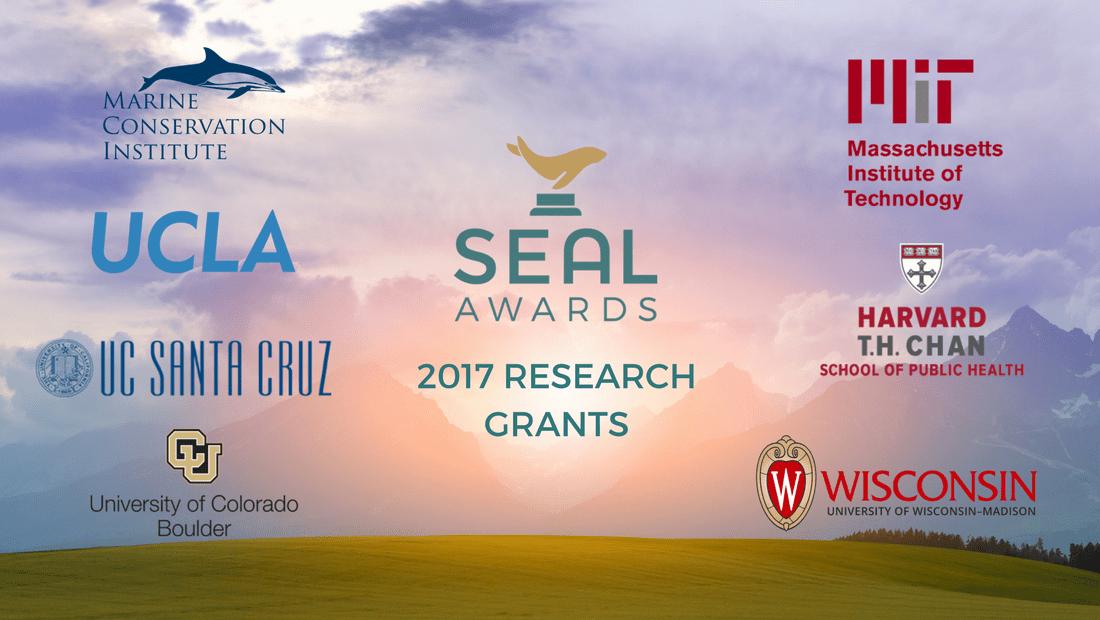 Environmental Research Grants 2017