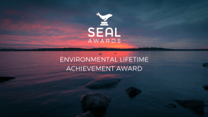 Environmental Lifetime Achievement Award Launch