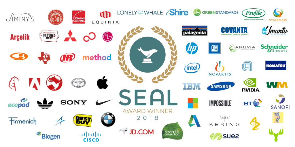 50 Most Sustainable Companies And Best Environmental Initiatives of 2018