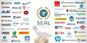 Top 50 Most Sustainable Companies Globally - Part of 2020 SEAL Business Sustainability Awards
