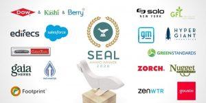 2020 SEAL Sustainability Award Winners - Sustainability Initiative Category
